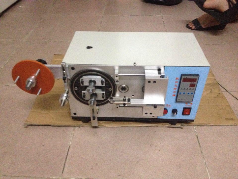 自动包胶带机